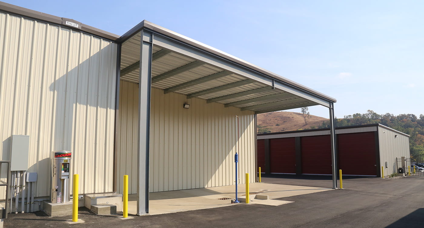 RV and Boat Self Storage Amenities Roseburg, OR