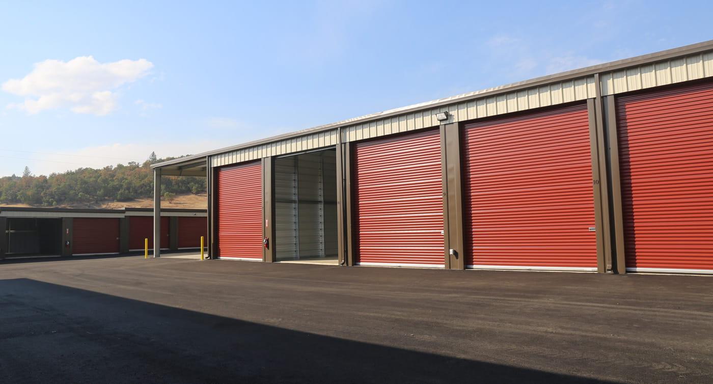 Secure rv, boat, and self storage roseburg oregon